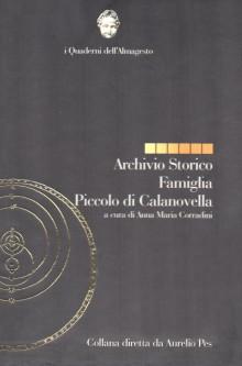 ArchivioStoricoFamigliaPiccoloDiCalanovella